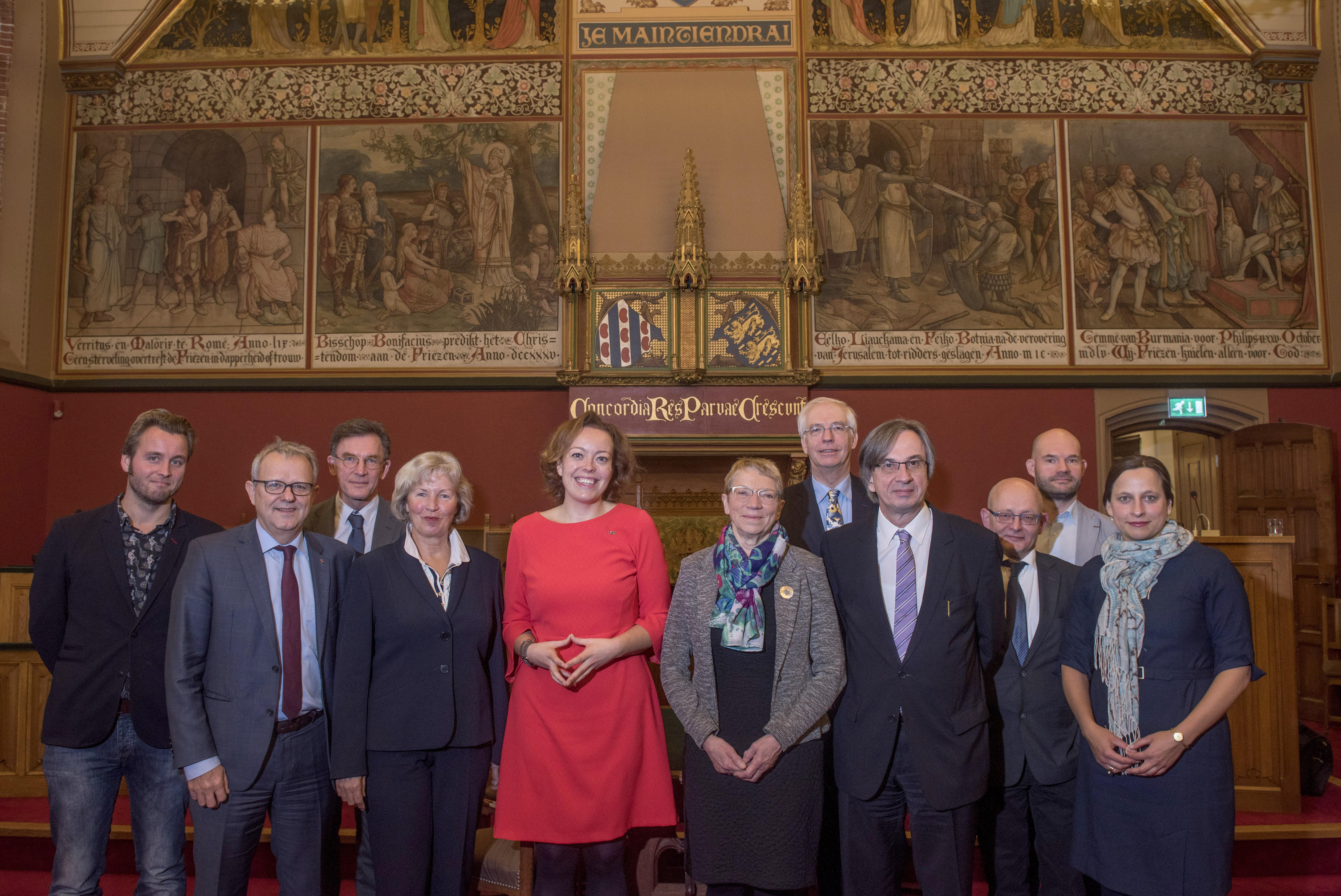 Taal- en energieafspraken Noord-Nederland met Duitsers
