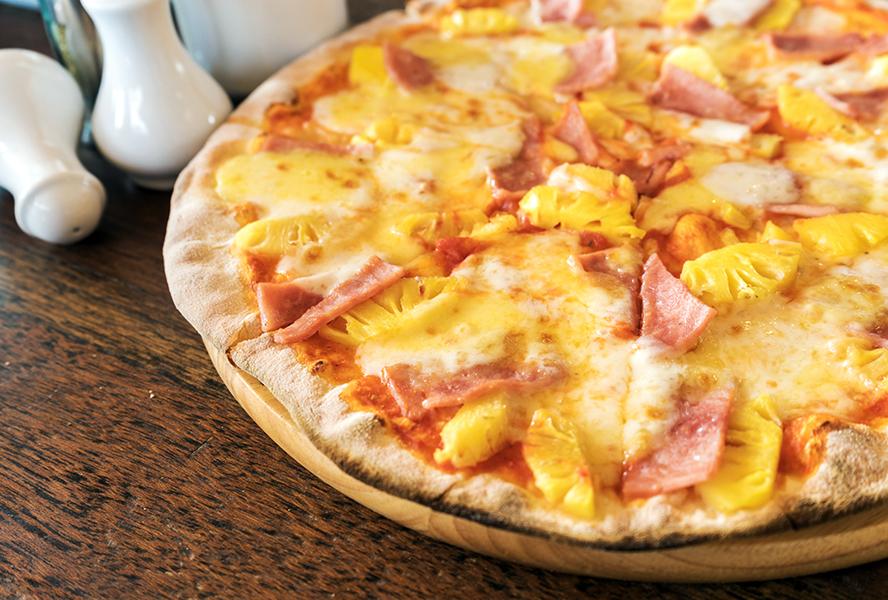 Gesteggel over de pizza Hawaii: sluit jij je aan bij team-ananas?