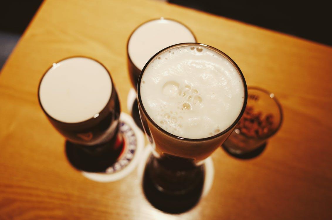'Bier beter dan paracetamol'