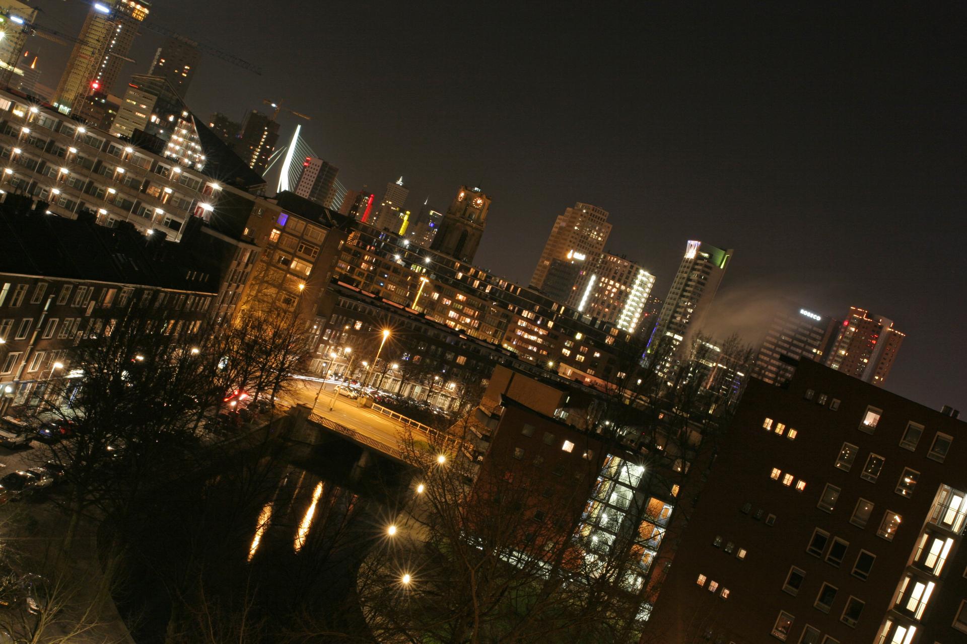 Waarom we allemaal in de grote stad willen wonen