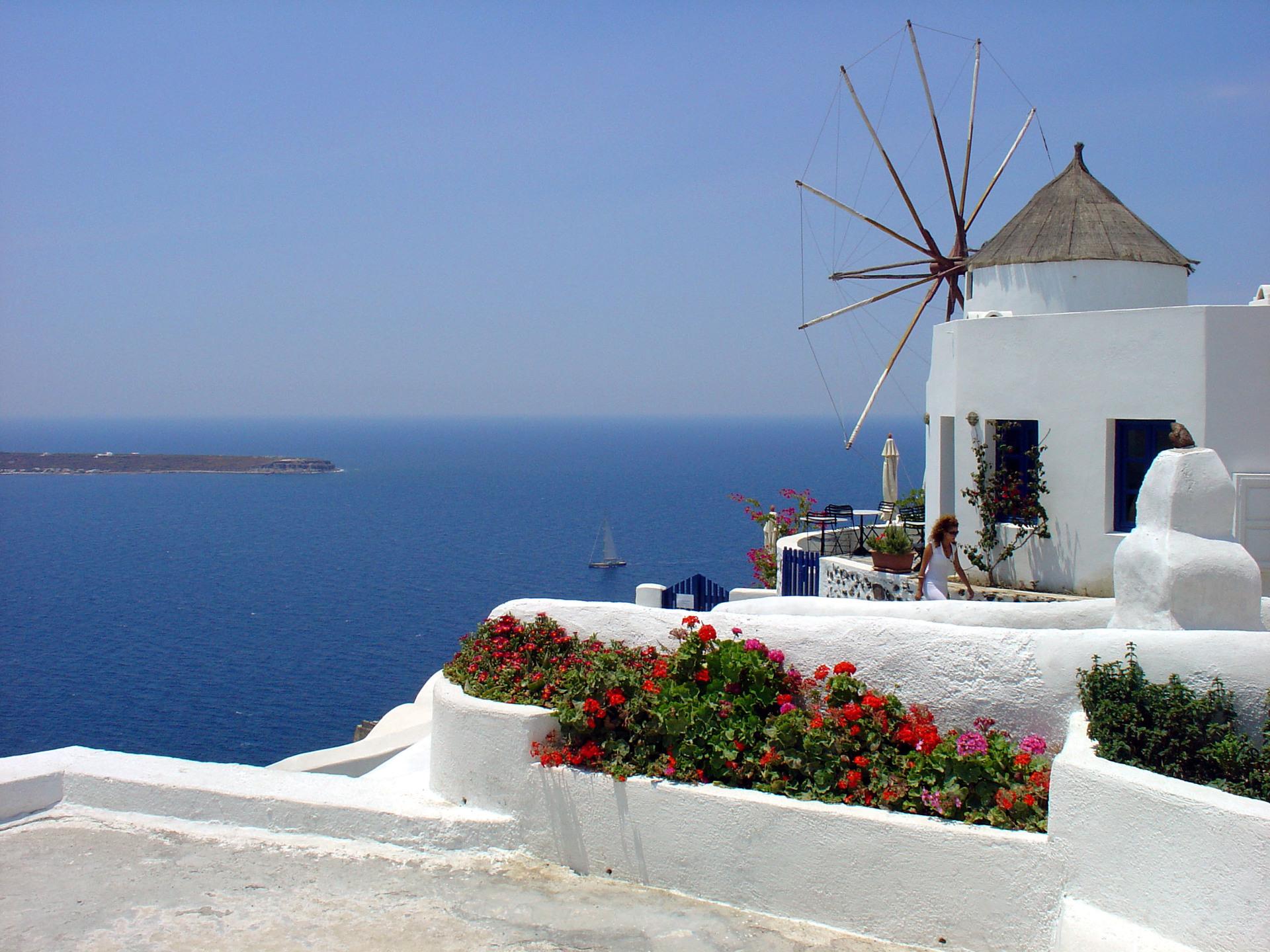 Hotels en restaurants Griekenland relatief goedkoop