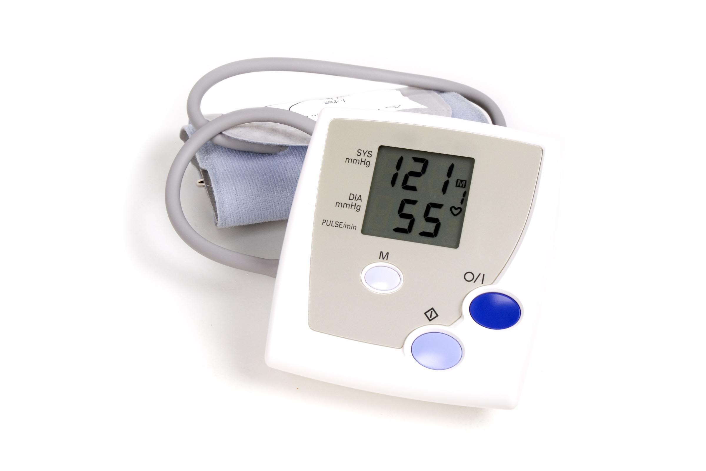 Vlechtwerkje in je hals helpt tegen hoge bloeddruk
