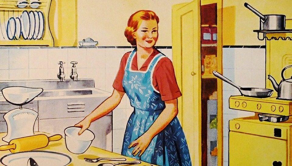 Thuisblijfmoeders 'zitten' thuis niet