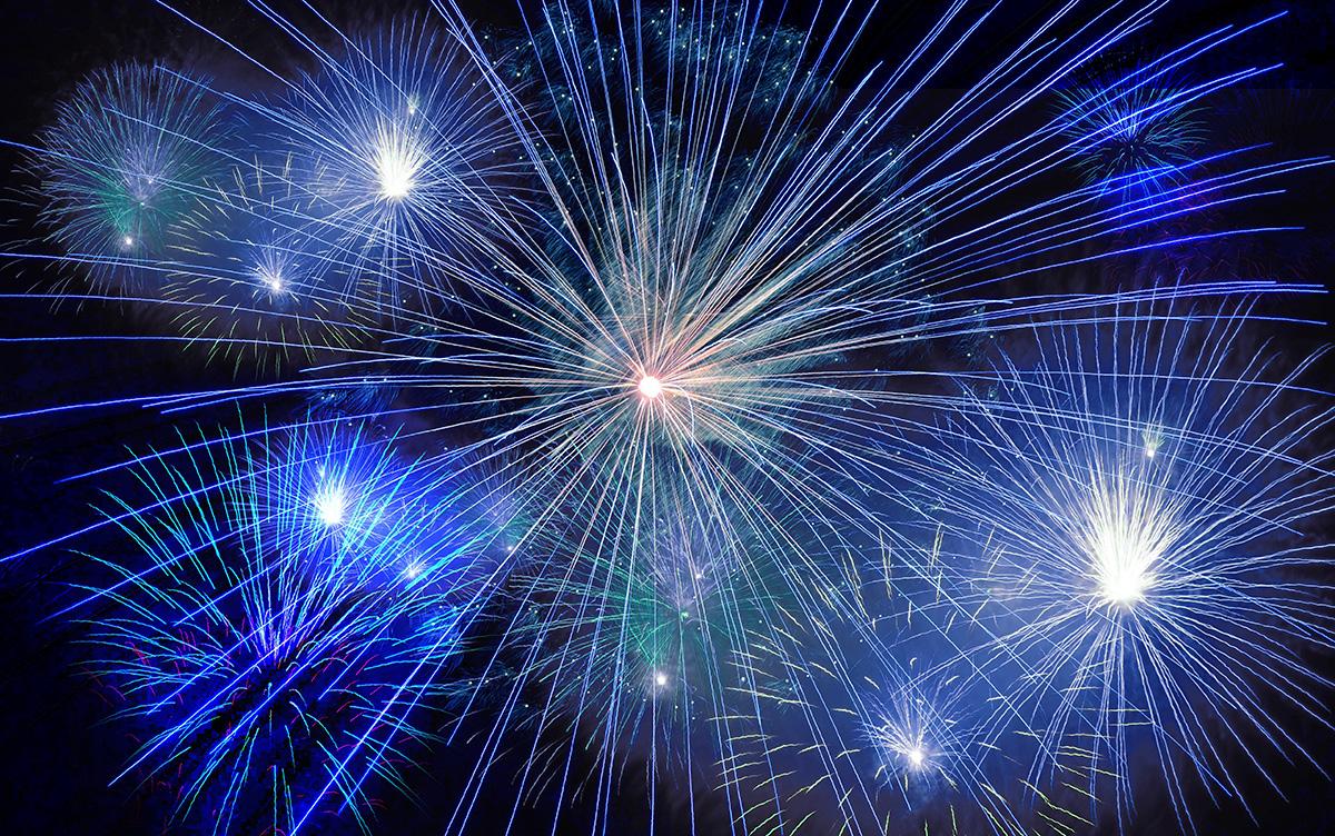 Op 31 december wordt er geen vuurwerk verkocht