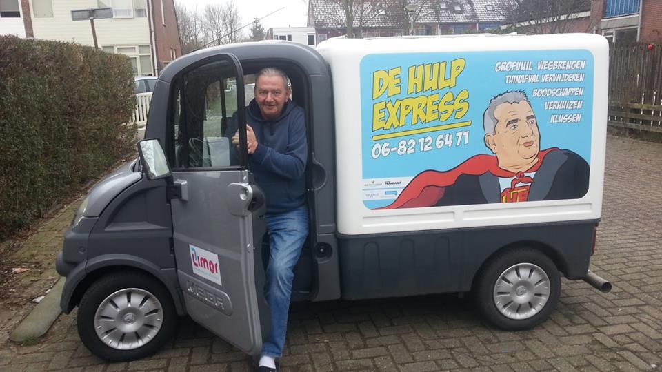 Stichting De Hulpexpress in Groningen