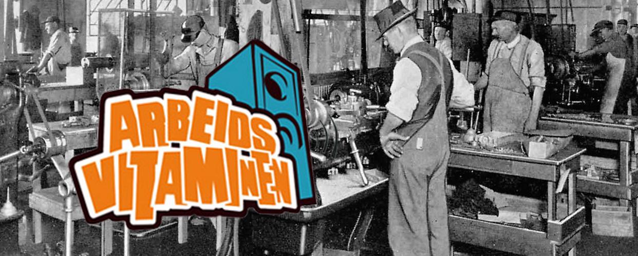 19 februari 1946: eerste uitzending Arbeidsvitaminen
