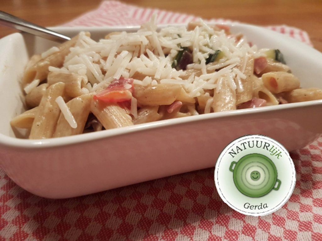 Gerda's snelle pasta