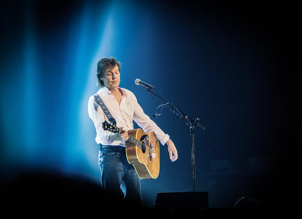 Paul McCartney wil van pensioen niks weten