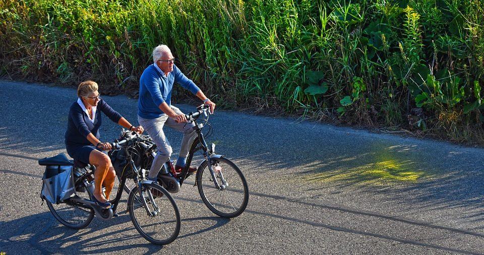 Goed fit blijven, dan haal je die pensioenleeftijd wel