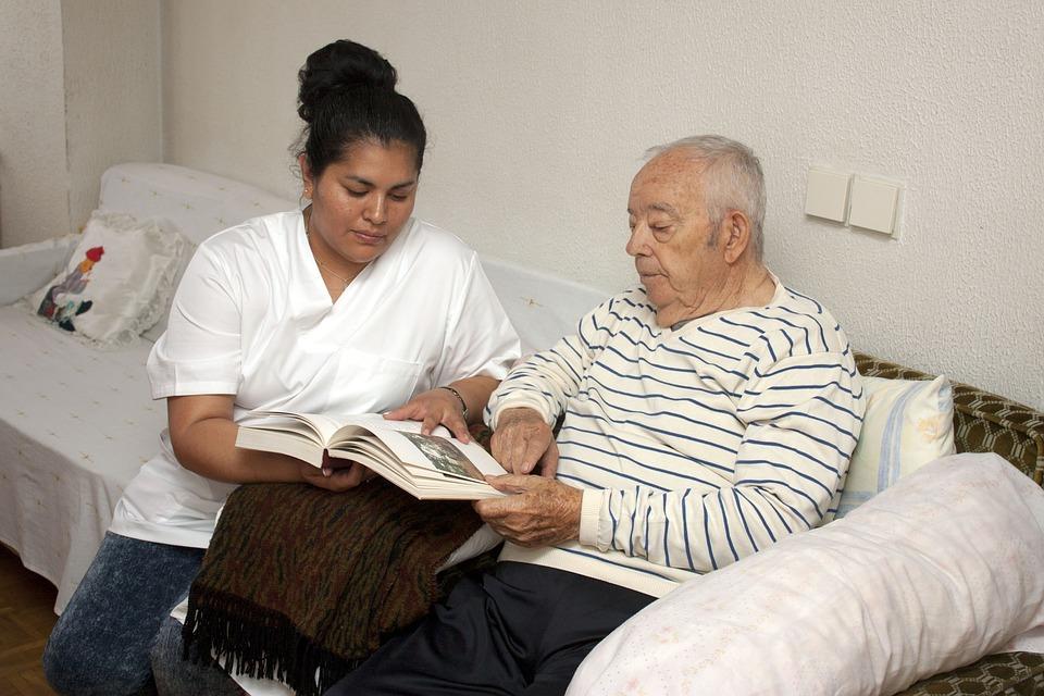 Meer tijd en aandacht voor ouderen door flinke toename personeel verpleeghuizen