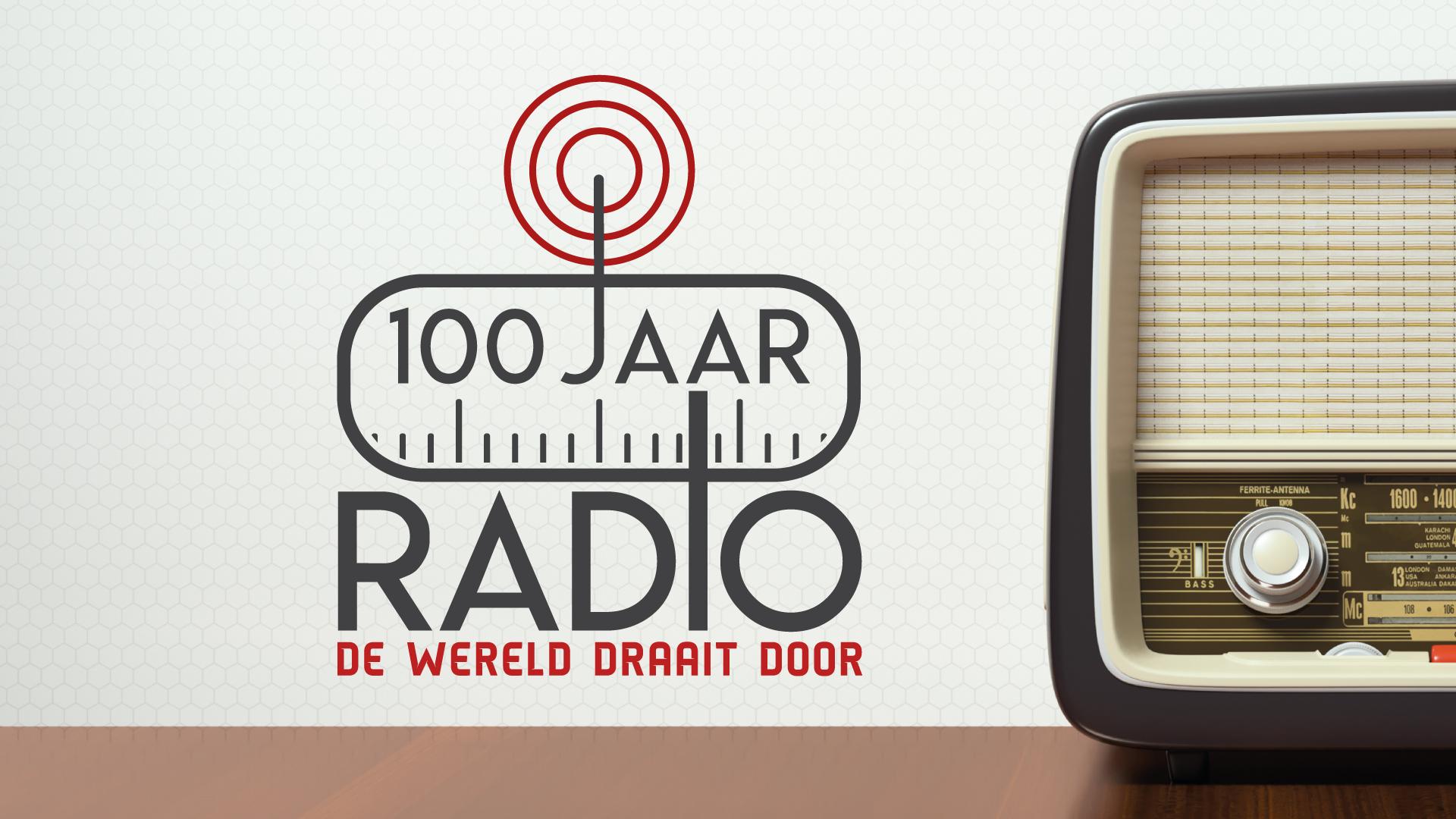 DWWD maakt speciale uitzending ter ere van 100 jaar Radio