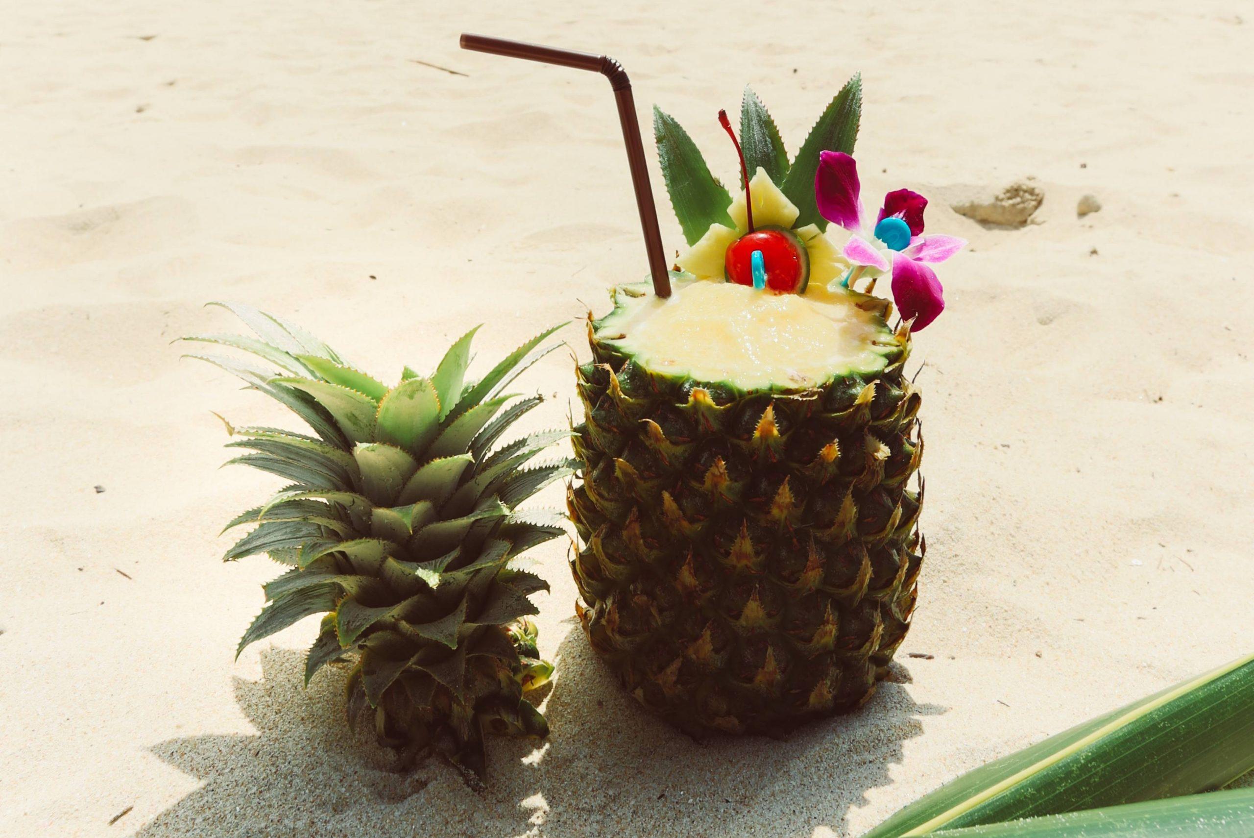 Wat eet en drink je op warme dagen?