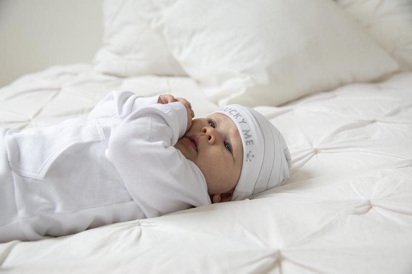Een eigen collectie babykleding beginnen? Zo doe je dat.