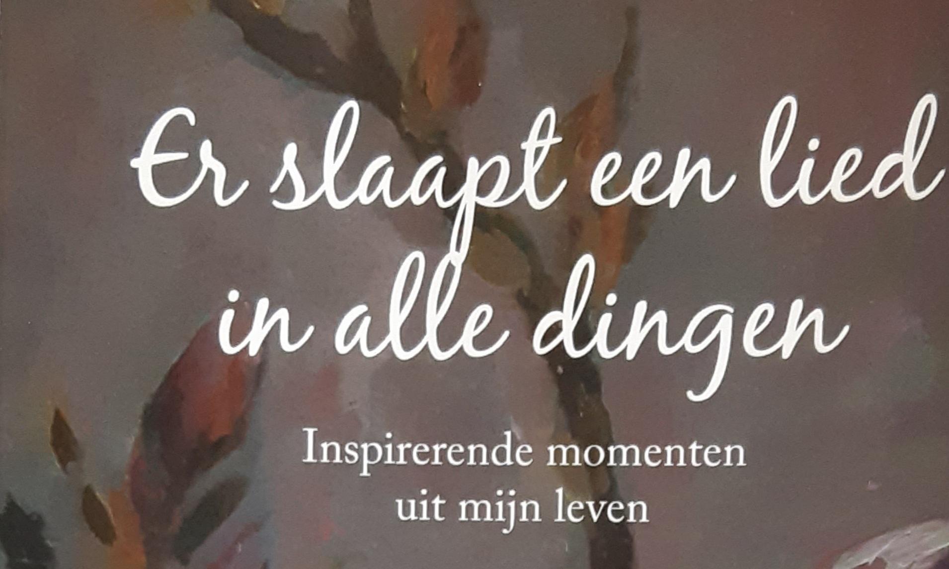 Wij zijn trots! Gastschrijver Rinnie Nauta (82) schrijft haar eerste boek