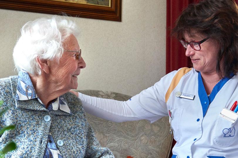 Flinke lijst met minimumeisen voor goede verpleeghuiszorg