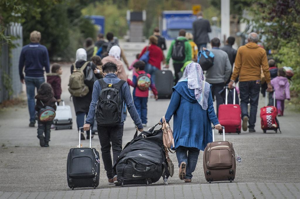 Bijna 9 duizend asielkinderen onder de twaalf