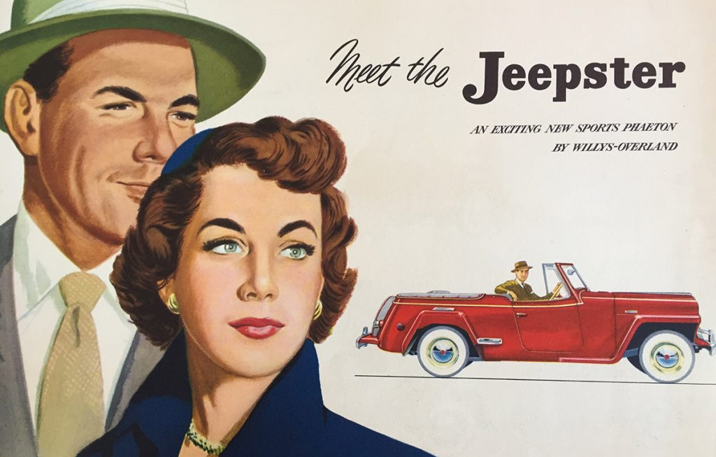 Meet the Jeepster