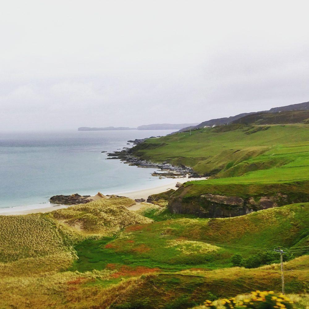 Schotland kust