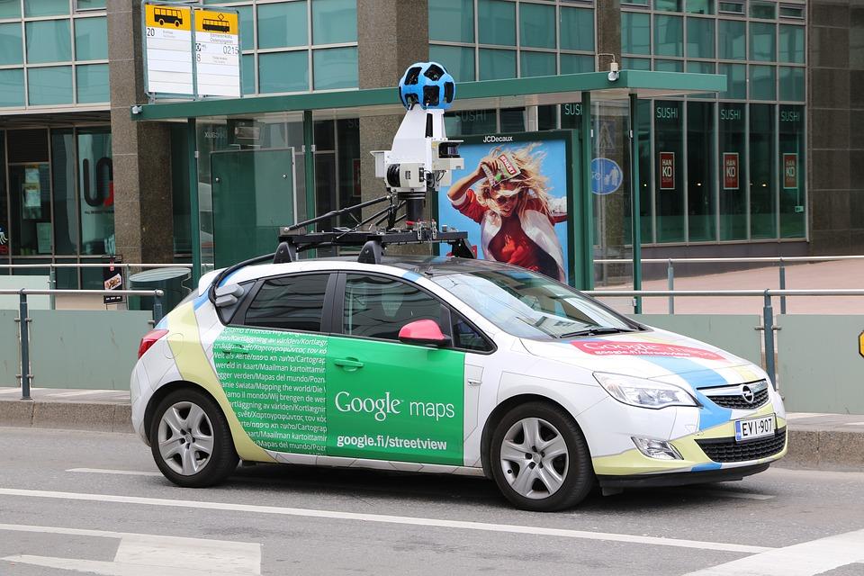 25 mei 2007: Lancering Google Streetview