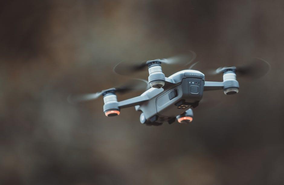 Drone helpt mensen met dementie