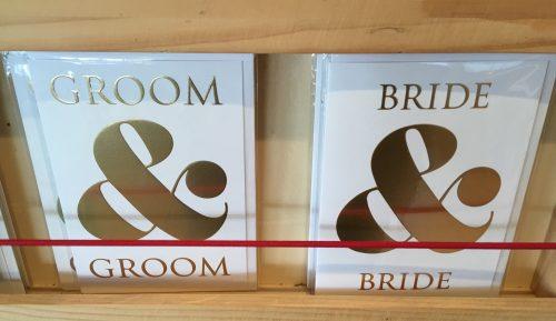 Kaarten bruiloft