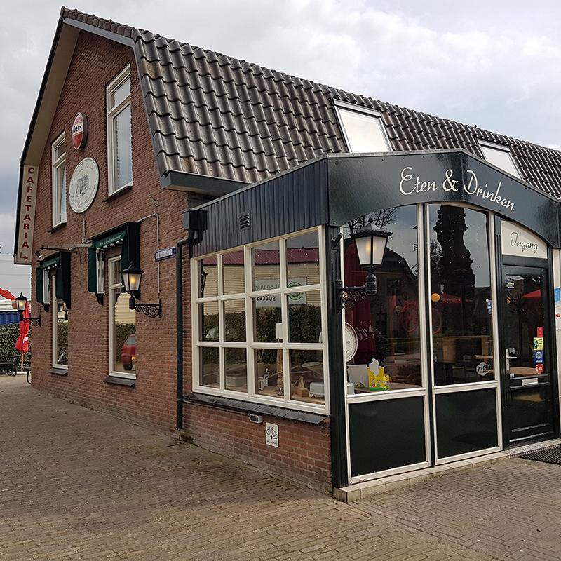 Lekker 'no-nonsense eten' in De Rotterdammer