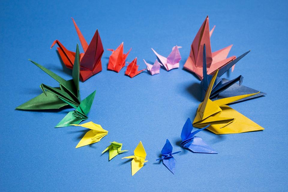 Wat de kraanvogel met de  MH17 ramp te maken heeft