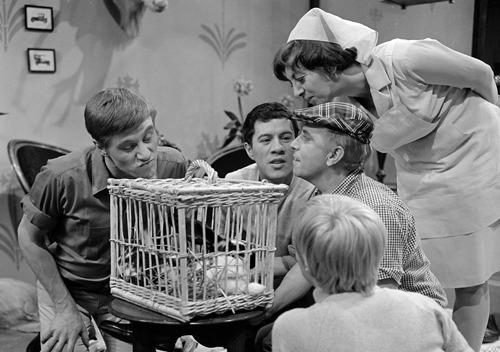 3 september 1966: De eerste aflevering van Ja Zuster, Nee Zuster wordt uitgezonden