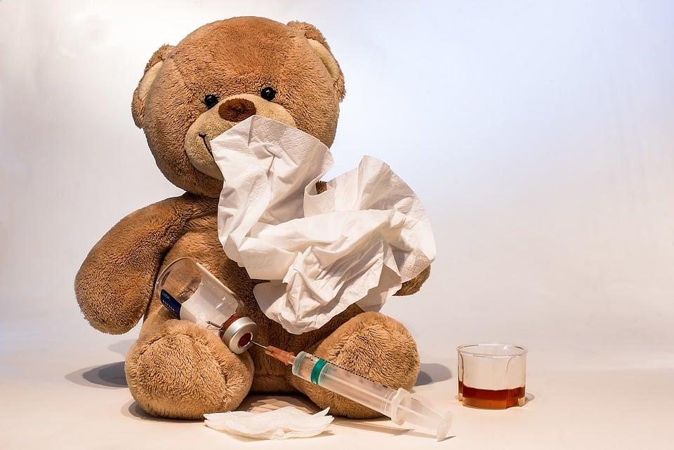 Weet jij het verschil tussen griep en zware verkoudheid?