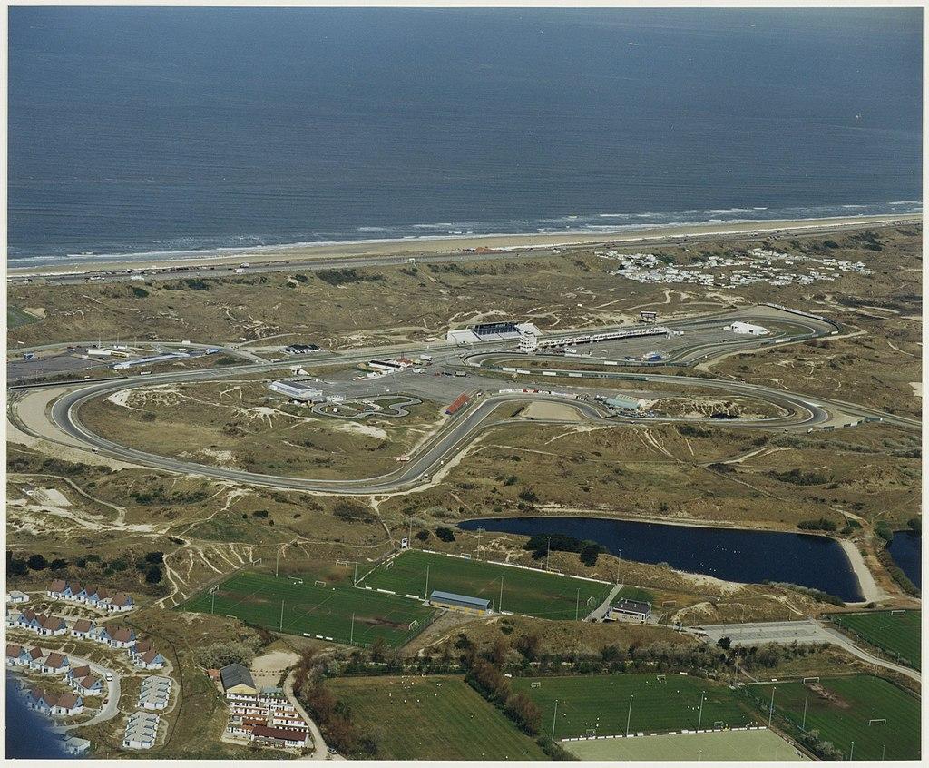 Formule 1 Terug Naar Zandvoort In 2020