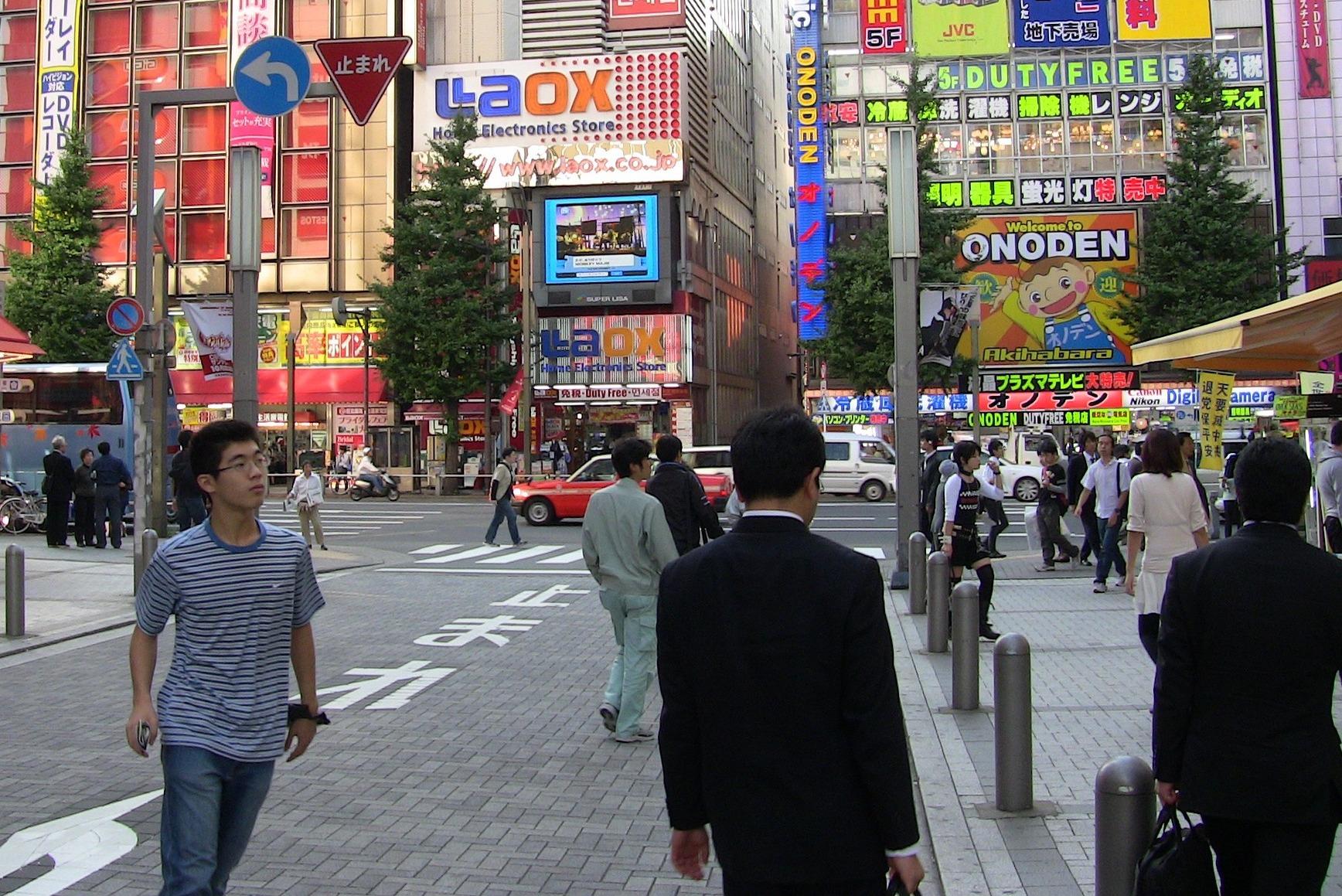 Vergrijsd Japan op zoek naar arbeidsmigranten