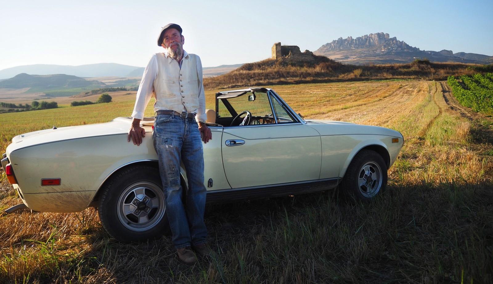Ilja Gort reist door Spanje in nieuw seizoen Gort over de Grens