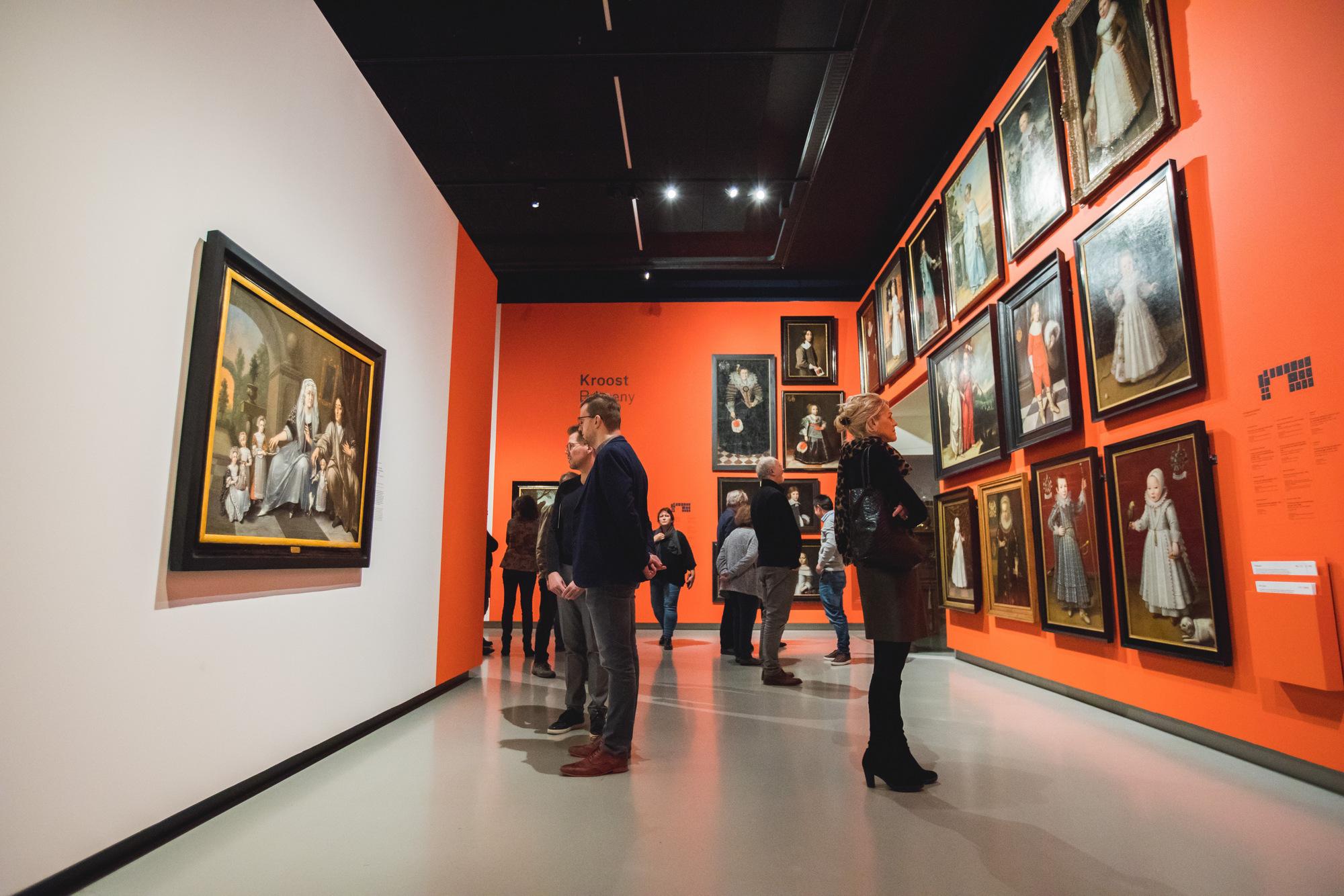Ruim 76.000 bezoekers voor Rembrandt & Saskia in Fries Museum