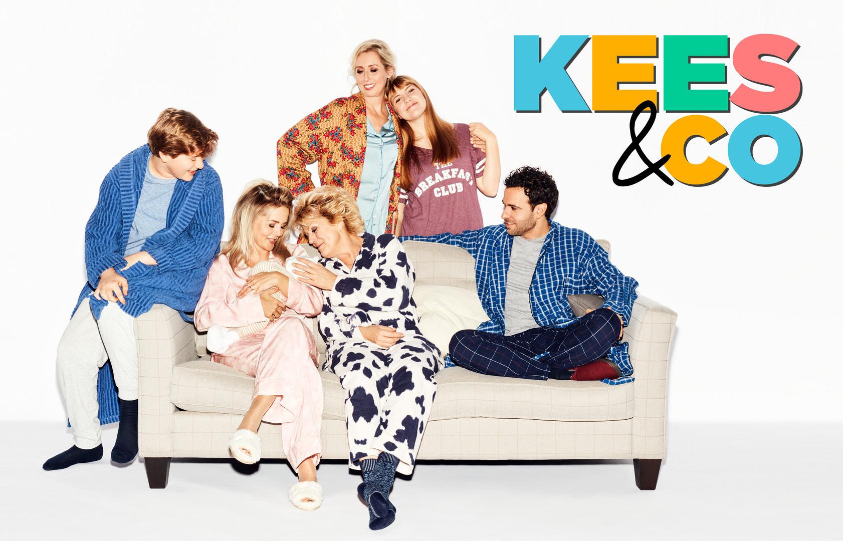 Nieuwe afleveringen 'Kees & Co vanaf 30 maart te zien