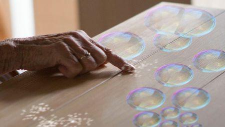 zeepbellen spel
