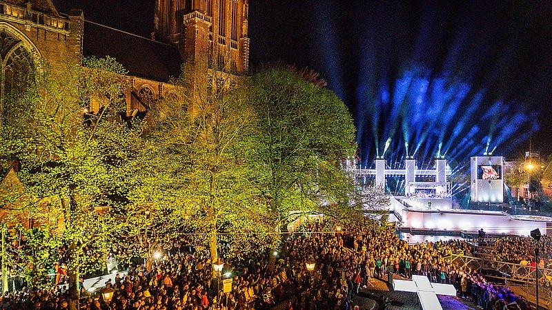 The Passion in Dordrecht zorgt voor saamhorigheid