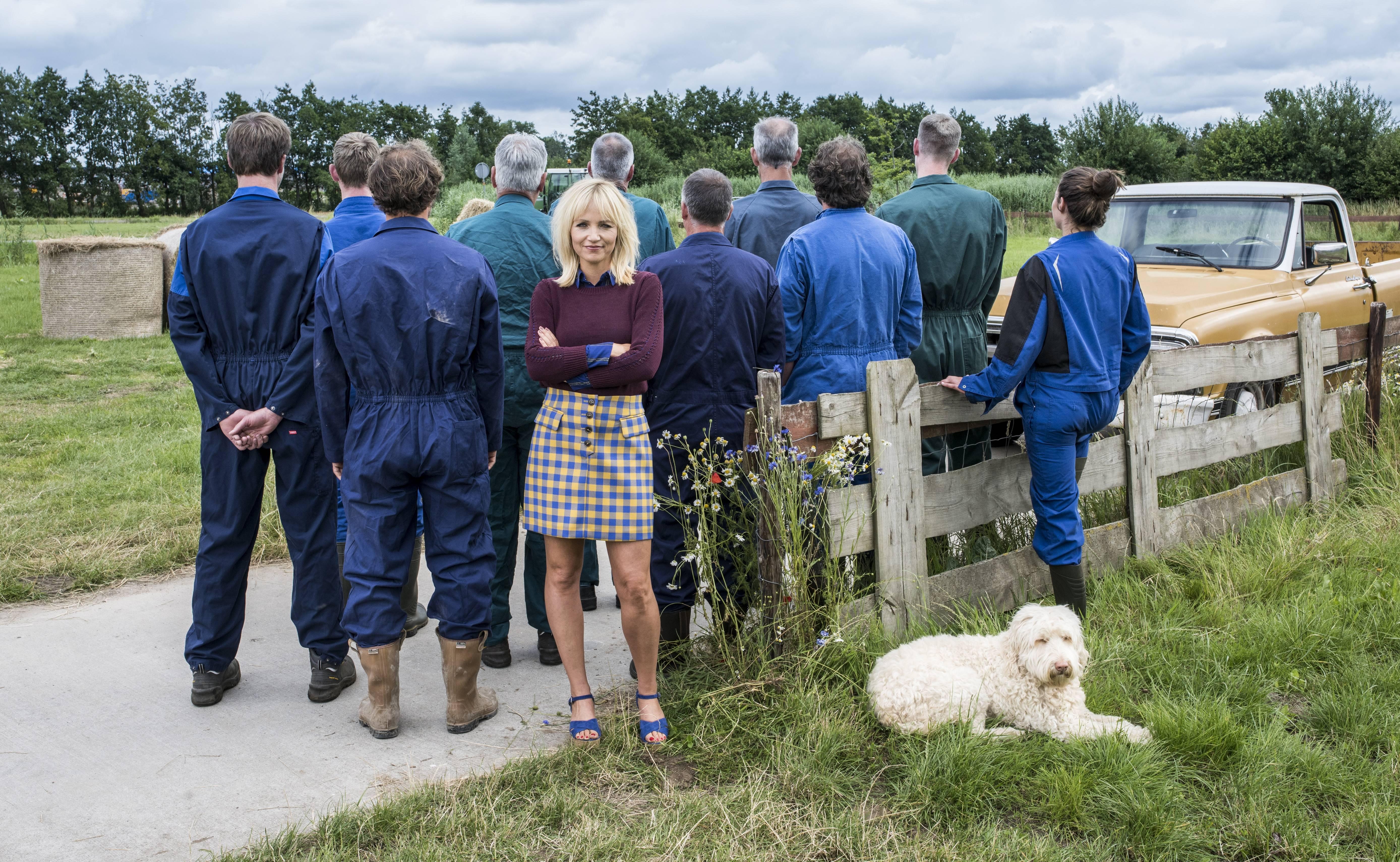 Tien nieuwe boeren zoeken de liefde
