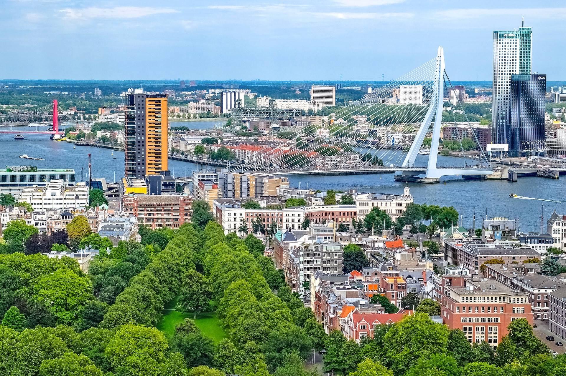 Eurovisie Songfestival 2020 vindt plaats in Rotterdam