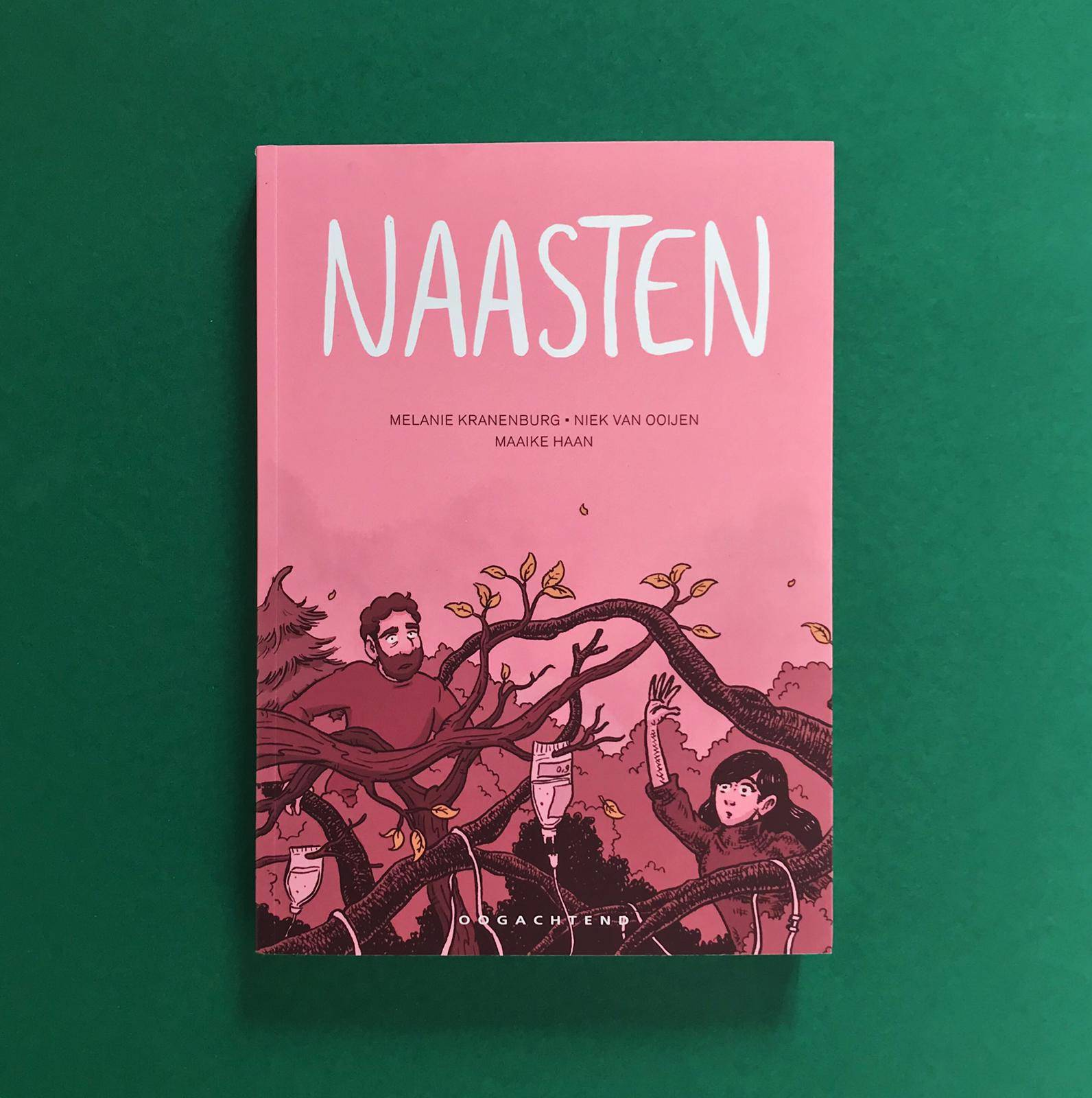 Aangrijpende verhalen in het boek 'Naasten'