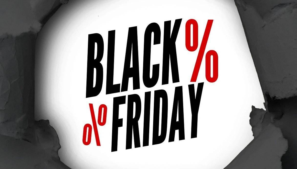 Over de gekte van Black Friday