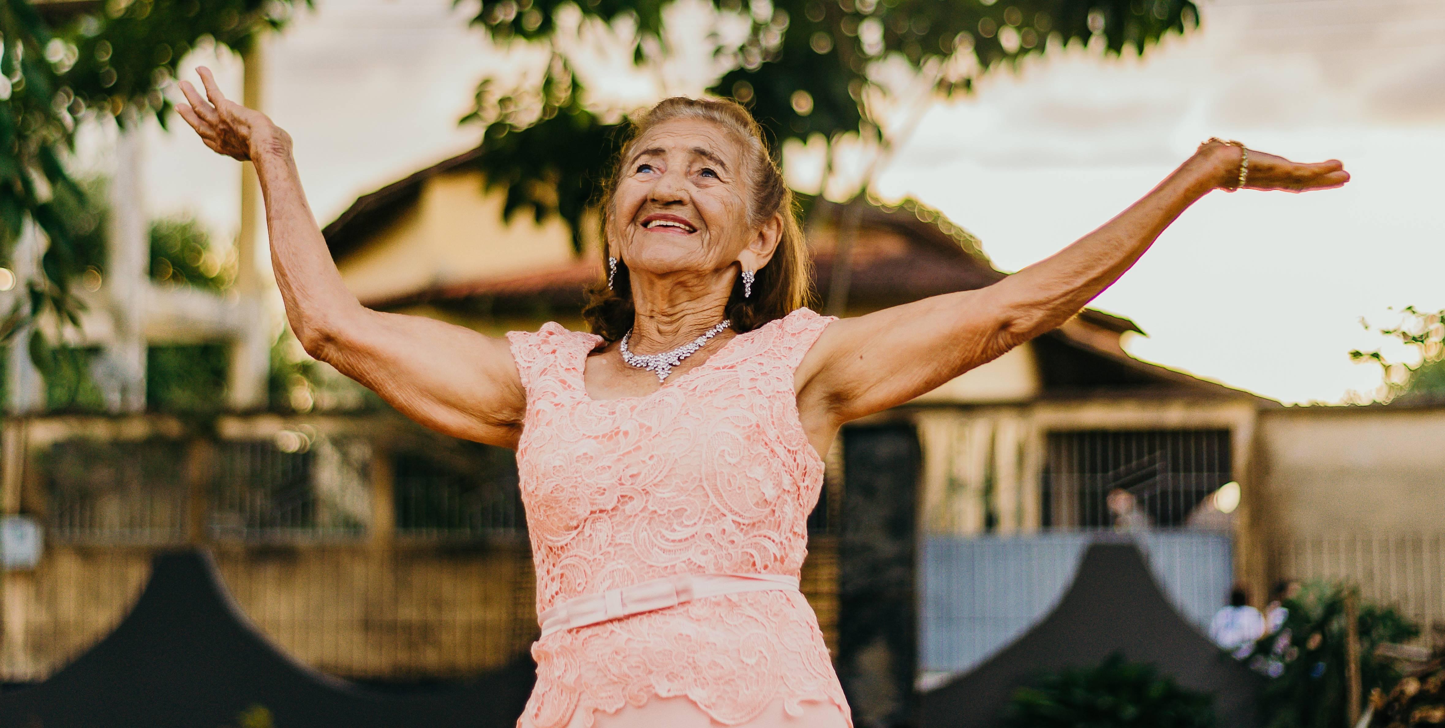 Hoe train je als je ouder wordt? De 74-jarige Joan weet het antwoord!