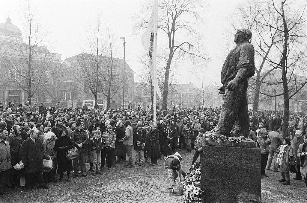 25 en 26 februari 1941: Februaristaking