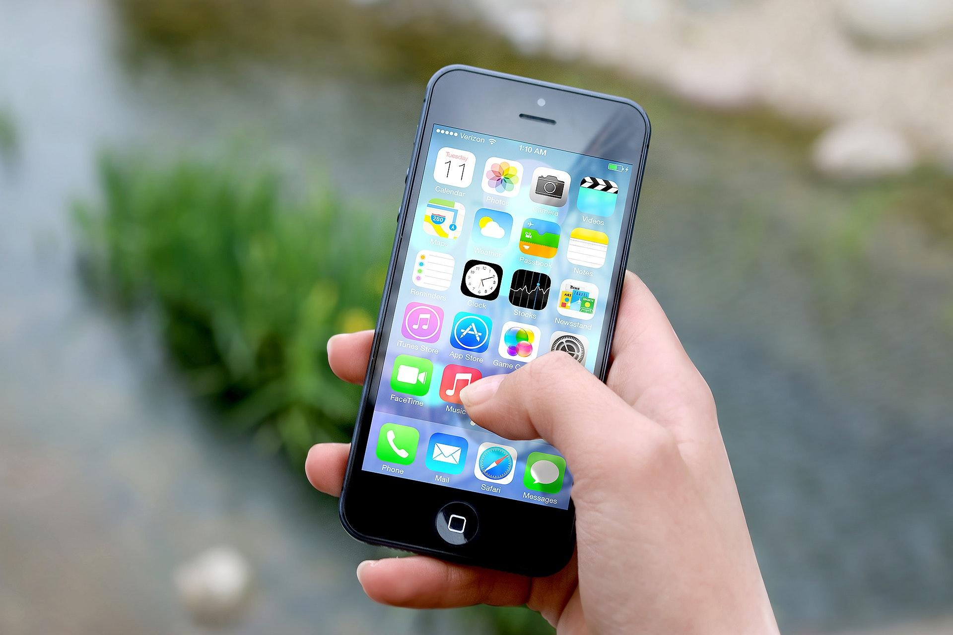 'Waarom nieuw? Met een refurbished iPhone ben je ook perfect bereikbaar'