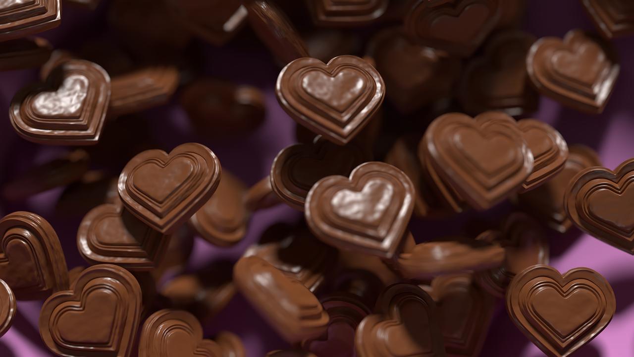 Francine en een wereld aan chocola