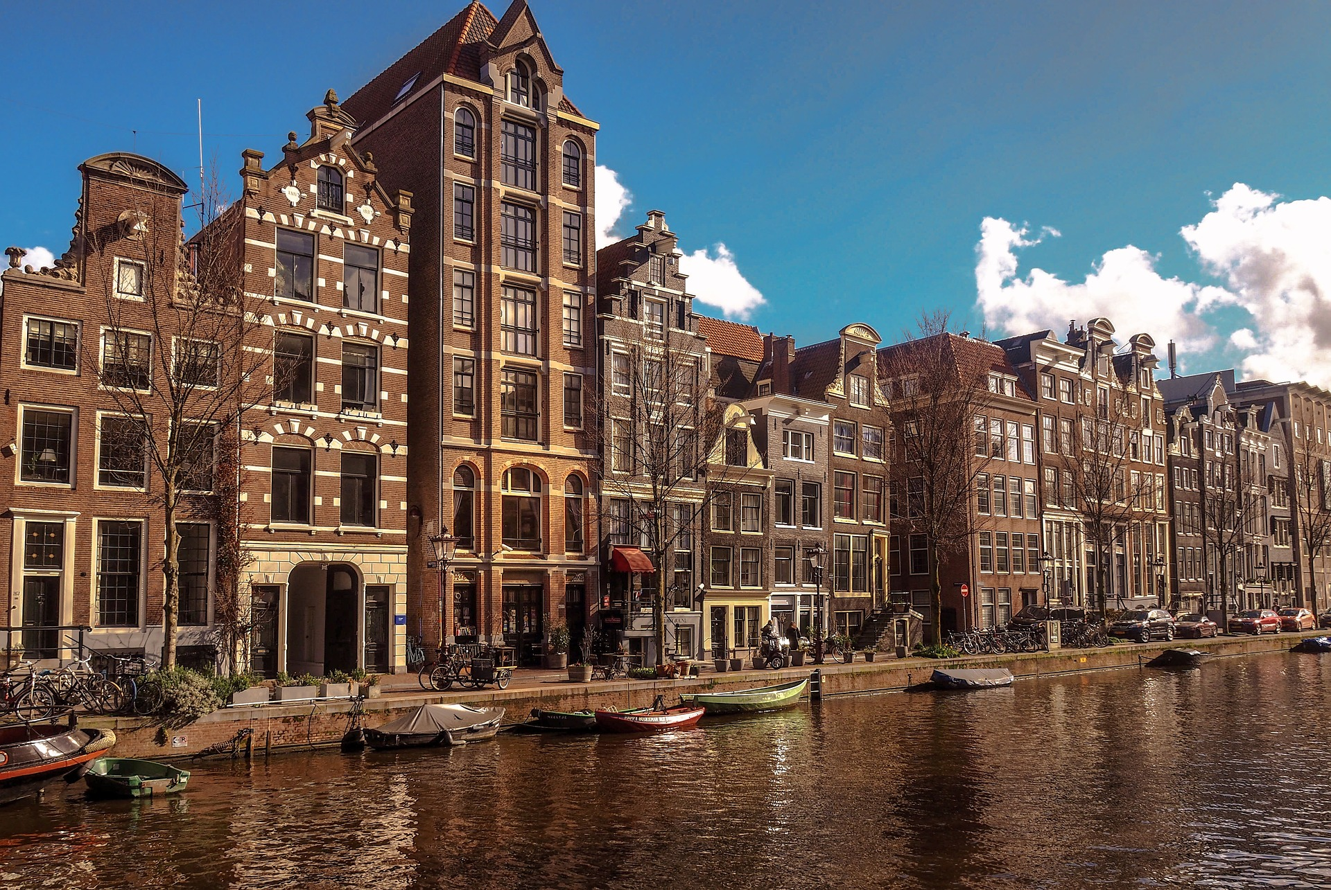 Kijktip: documentaire 'Stil in de Stad' over Amsterdam in coronacrisis