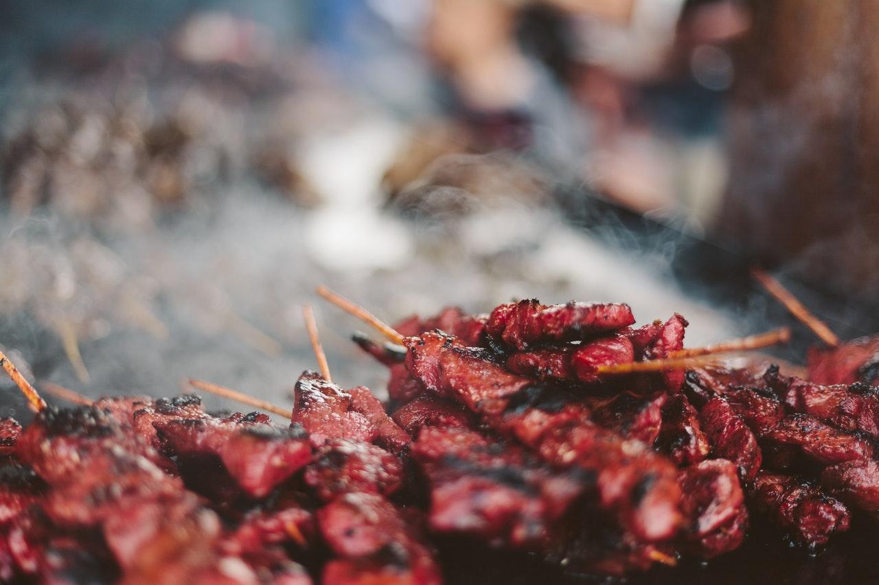 De zomer komt er weer aan, barbecueën maar!