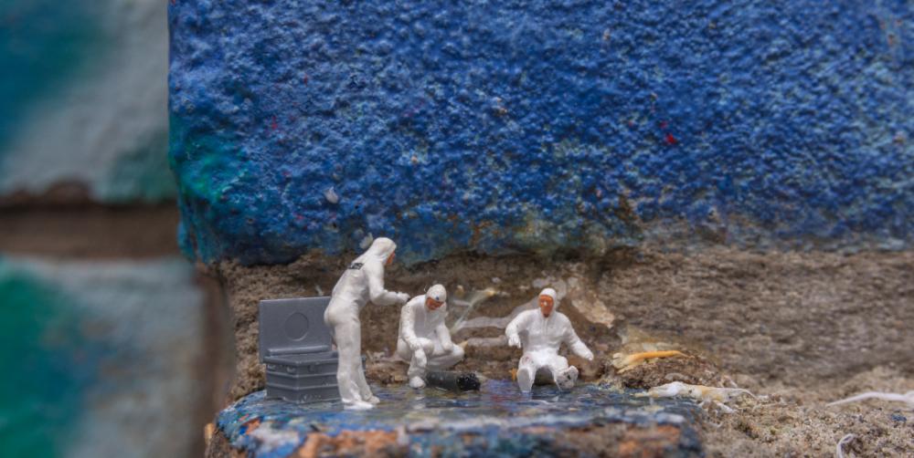 Heb jij de miniatuurpoppetjes in Leeuwarden al gezien?